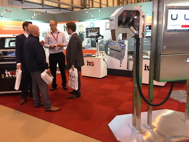 Industrial Vision Systems at the PPMA Show