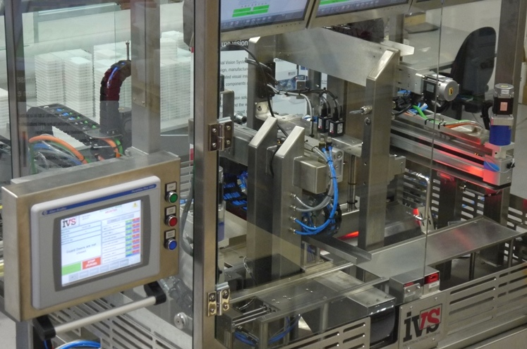 Industrial Vision Systems High Speed Vision System