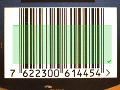 All of the most common barcodes and data matrix codes can be read in any orientation at high speeds