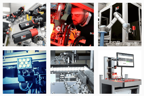 Vision Systems for Automated Visual Inspection and Control