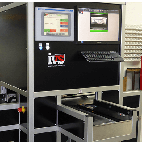 In-Process Vision Inspection Machine IVS-INPi-A - Industrial