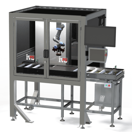 Industrial Vision Systems | Robot Inspection Cell ...