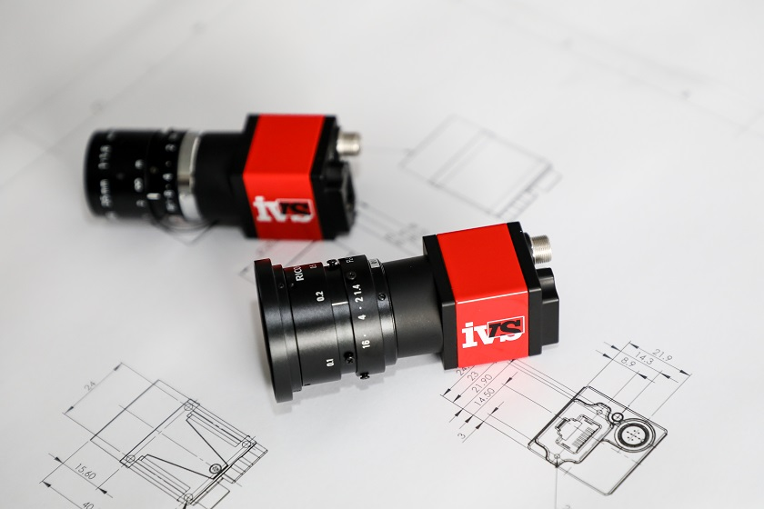 IVS-NCGi Machine Vision Cameras