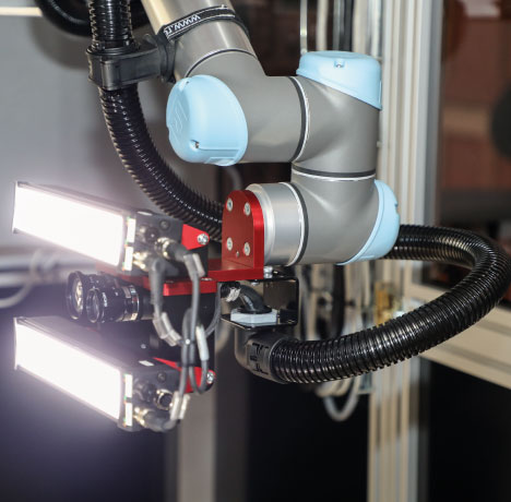Robot Inspection Cells Products